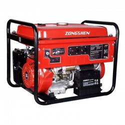 ZSQF5.0-3 benzininis generatorius