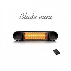 Anglies pluošto infraraudonųjų spindulių šildytuvas Veito BLADE MINI su pulteliu