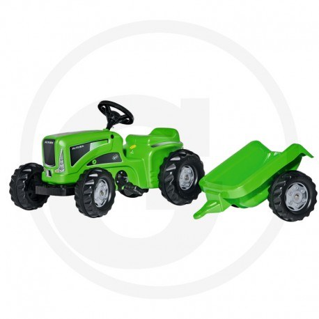Rolly Toys Futura Trac green