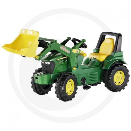 Rolly Toys John Deere 7930sy frontaliniu krautuvu