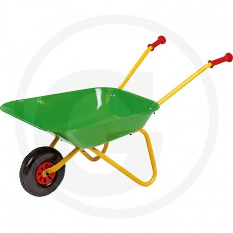 žaislinis karutis Rolly Toys Metal wheelbarrow