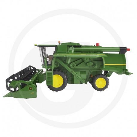 Bruder John Deere combine harvester T670i