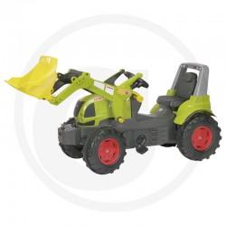 Rolly Toys Claas Arion 640 su frontaliniu krautuvu
