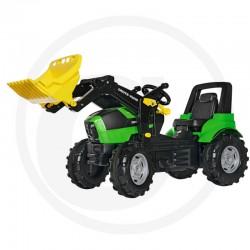 Rolly Toys Deutz-Fahr Agrotron 7250 TTV frontaliniu krautuvu