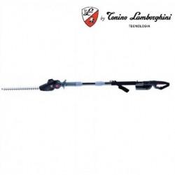 Cordless Telescopic Hedge Trimmer 24V Tonino Lamborghini ATHS 6040 LI