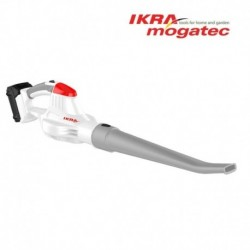 Cordless Leaf Blower 20V 1.5Ah Ikra Mogatec IAB 20 LI