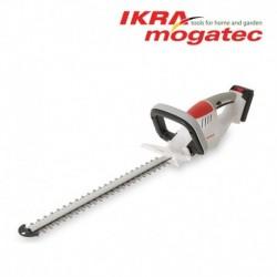 Akumuliatorinės gyvatvorių žirklės 20V 1,5Ah Ikra Mogatec IAHS 20-5115