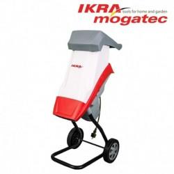 Elektrinis šakų smulkintuvas 2,5 kW Ikra Mogatec IEH 2500