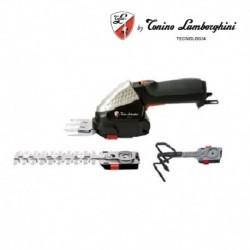 Akumuliatorinės žolės ir gyvatvorių žirklės 7,2V Tonino Lamborghini GBK 6100 Li TL