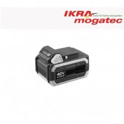 Аккумулятор 40V 2.5Ah для Ikra Mogatec аккумуляторной техники
