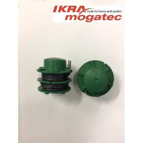 Ikra Mogatec DA-C1 spool for cordless grass trimmer IAT 40-3025 LI