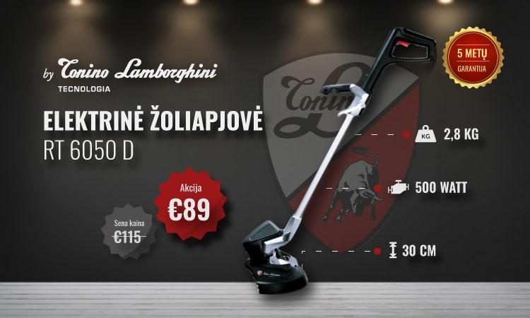 Tonino Lamborghini RT 6050 D