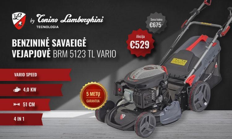 Tonino Lamborghini 5123 RRM Vario