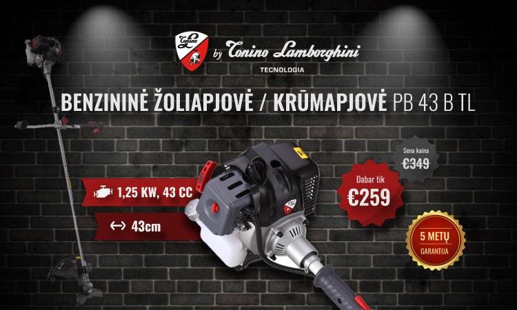 Tonino Lamborghini PB 33